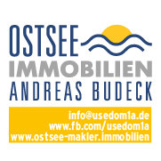 Logo von Ostsee Immobilien Andreas Budeck