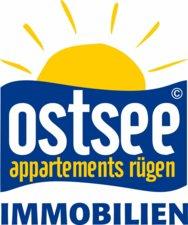 Logo von Ostseeappartements Rügen Immobilien